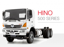 Xe tải Hino 500 Series