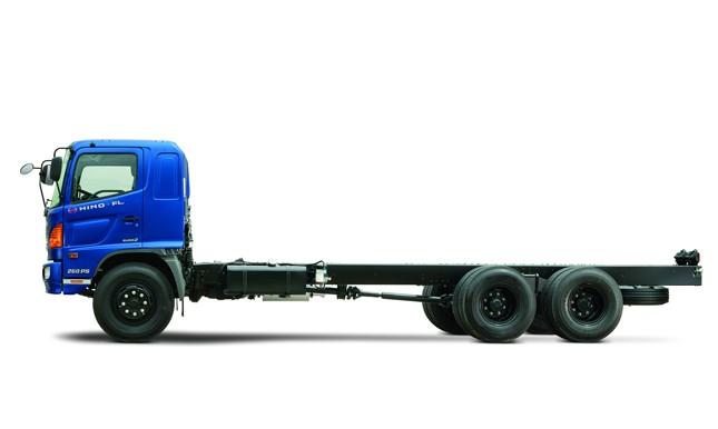 Xe tải Hino 16 tấn chassis FL