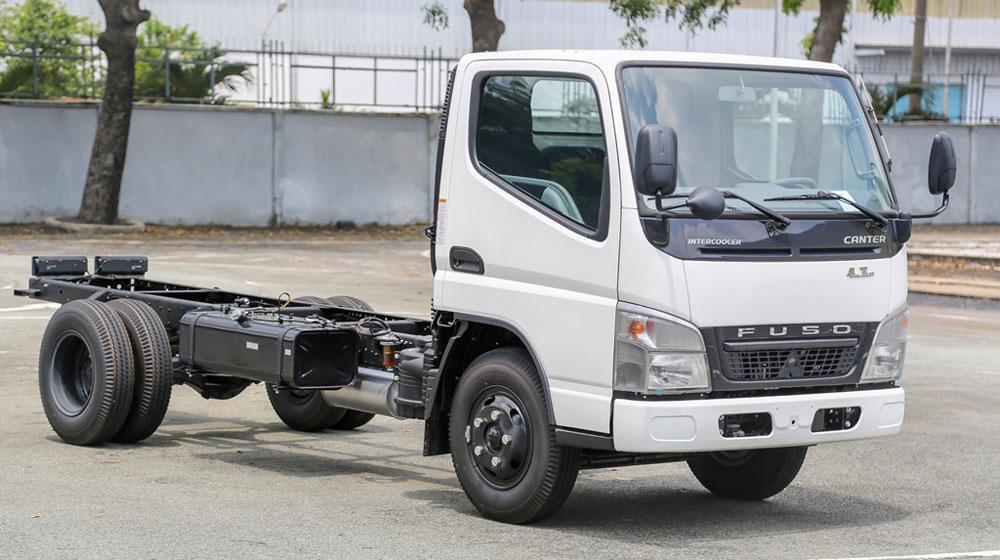 Xe Đầu kéo Fuso Tractor FV 517 - 44 tấn Premium