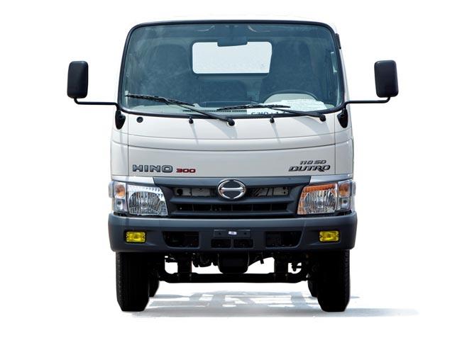 Xe tải Hino 4.2 tấn WU342L - DUTRO 110HD