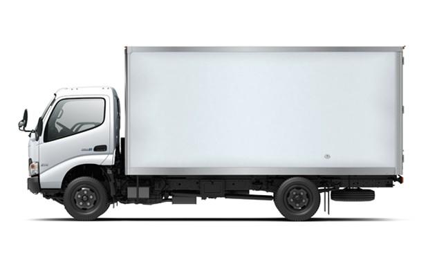 Xe tải Hino 1.9 tấn ZXU650L