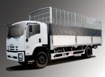 Xe tải Isuzu 9 tấn - FVR34Q - 9T - Thùng Mui Bạt