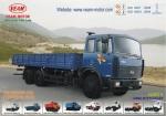 Xe tải Veam 13 tấn VM 630305