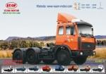 Xe đầu kéo Veam 52 tấn VM 52000