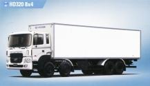 Xe đông lạnh Hyundai 19 tấn HD320