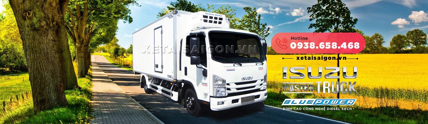 Xe tải Isuzu 2019 euro4