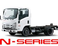 Xe tải nhẹ ISUZU N-series