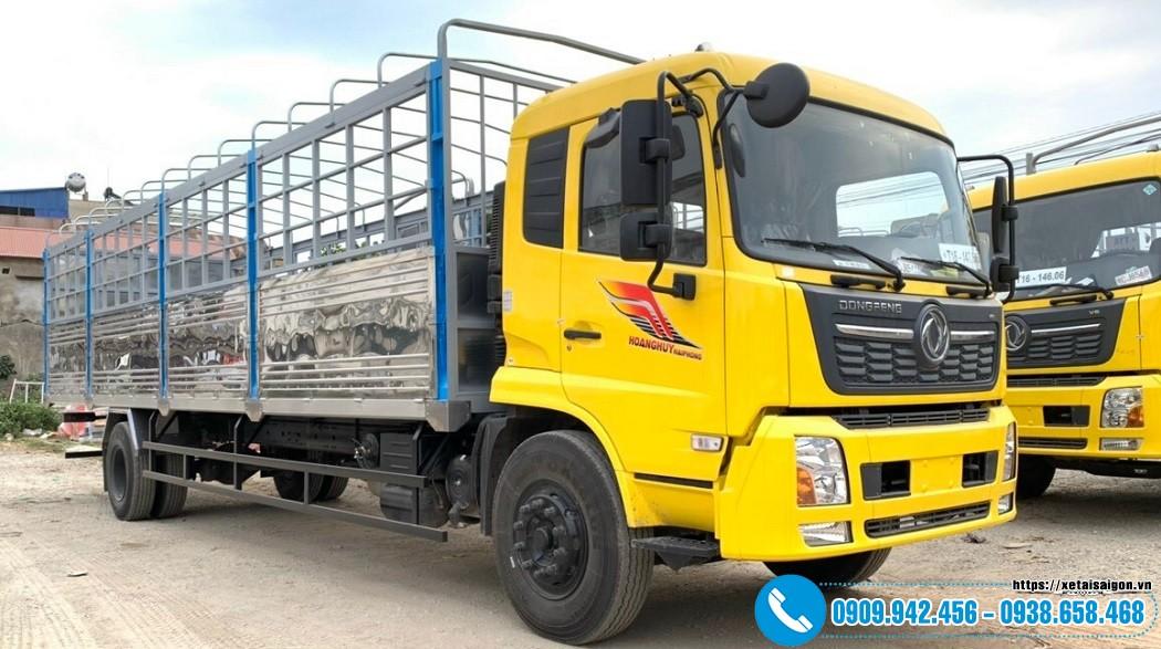 Xe tải DongFeng 8 Tấn Thùng 9M6