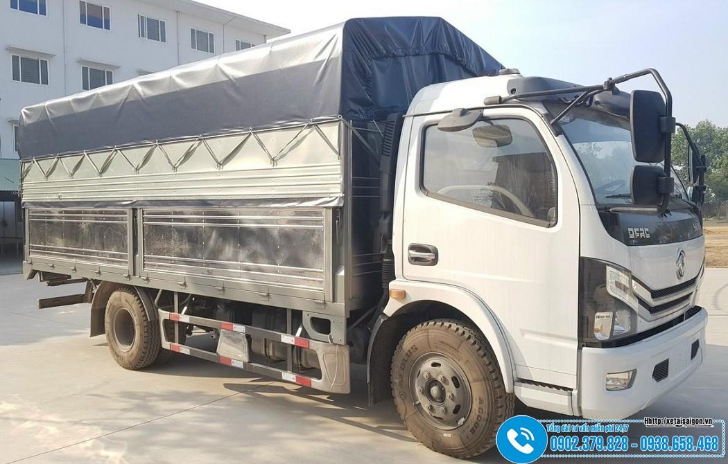 Xe tải DongFeng 5 Tấn