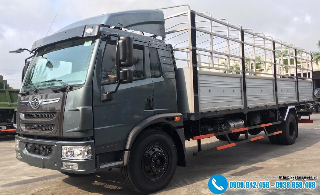 Xe tải Faw 8 Tấn - Thùng Dài 7M9
