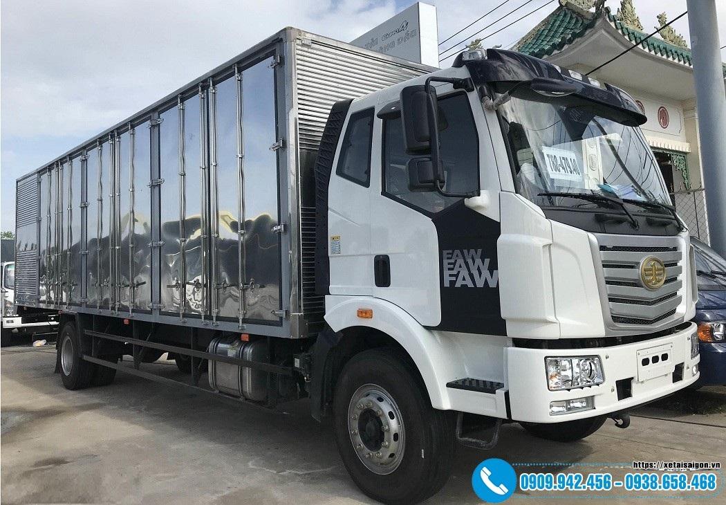 Xe tải Faw 6.8 Tấn Thùng Kín 9M6