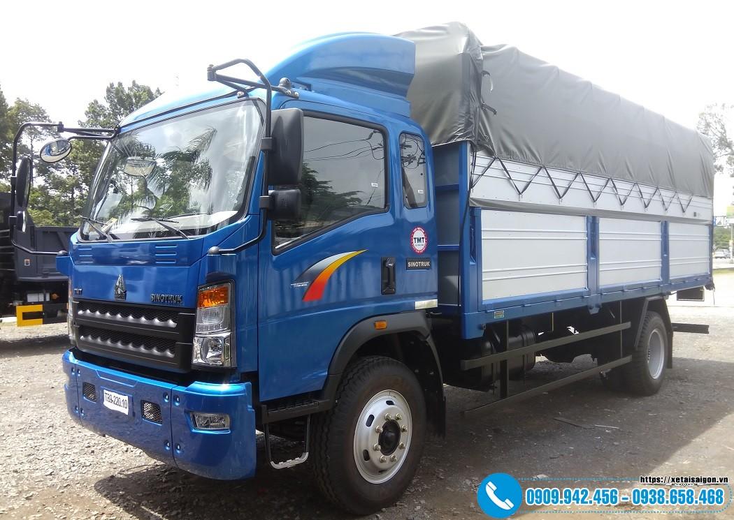 Xe tải Howo 8T5 - TMT/ST10585C