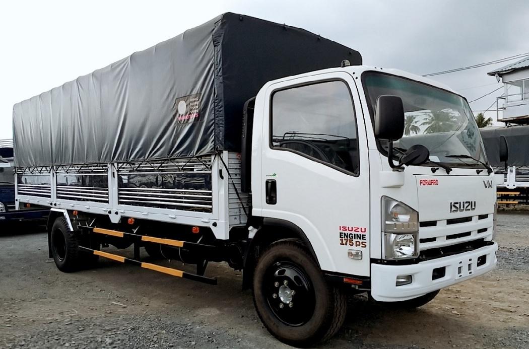 Xe tải Isuzu 8 Tấn 175ps