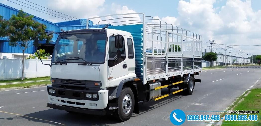 Xe tải Isuzu VM 9 Tấn Thùng Dài 8M3