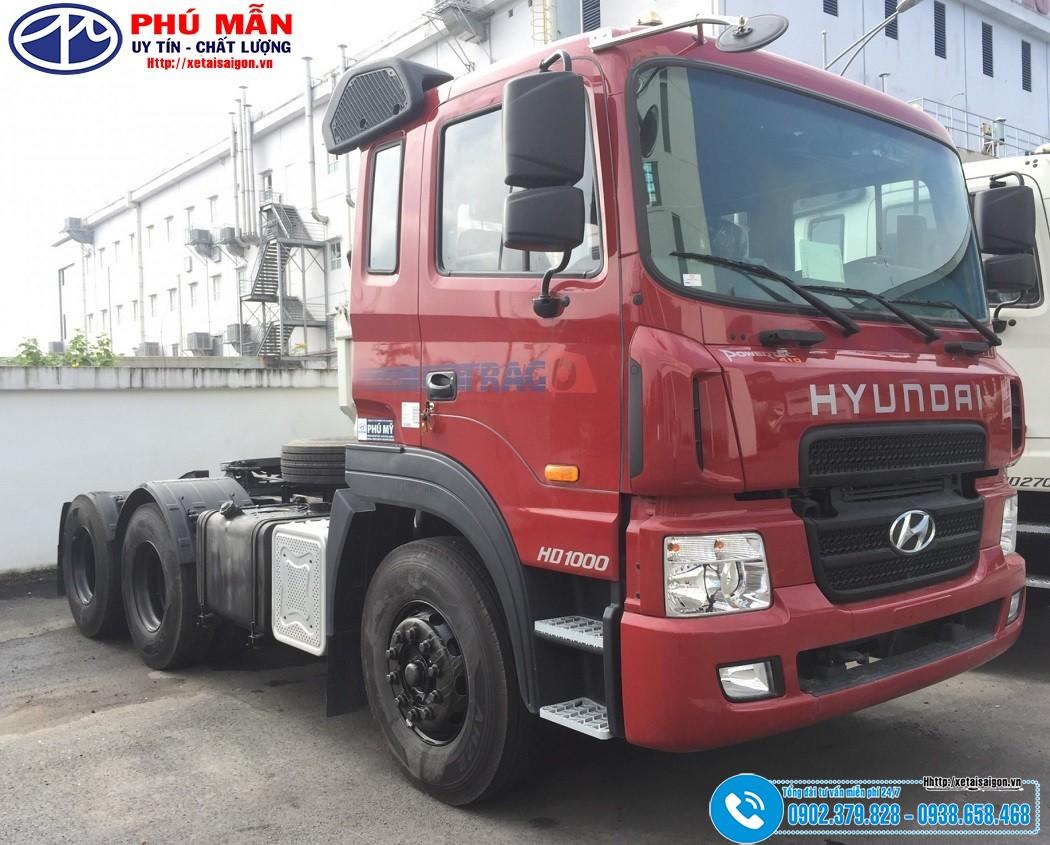 Đầu Kéo Hyundai HD1000 - Đời 2020