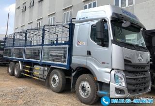 Chenglong H7 8x4 Truck 330Hp