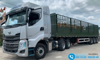 Chenglong H7 Tractor Truck 385Hp