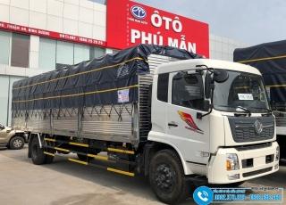 Dongfeng B180 truck 8 Tons Long 9m5