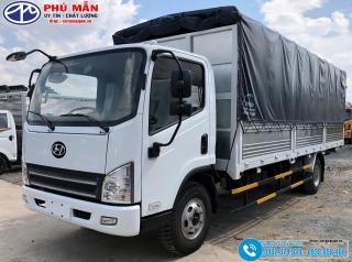 Giá Xe Faw 7.3 Tấn | Xe Faw Máy Hyundai 7.3 Tấn – 6.2 Mét