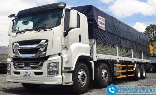 Giá Xe tải Isuzu 17.9 tấn 4 Chân - 17.9T -  FV330 - 17T9 - 350Hp