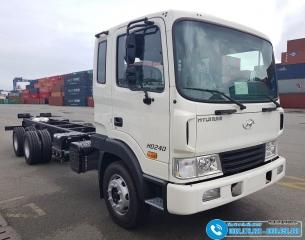 Xe tải Hyundai 16 Tấn | Xe Hyundai HD240 - 16 Tấn - 3 Giò Rút