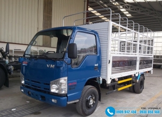 Isuzu 3.45 Tấn | Xe tải Isuzu 3T45 – 3 Tấn 45 – Nk650L