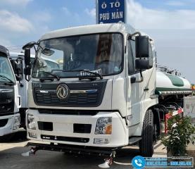 Xe Bồn Chở Nước DongFeng 9500 Lít - 9.5 Khối