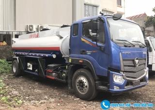 Xe Bồn Chở Xăng Dầu Thaco Auman 12000 Lít