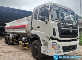Xe Bồn Chở Xăng Dongfeng 18 Khối - 18M3 - 18000 Lít