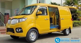 Xe Bán tải Dongben 2 Chỗ 930kG Chạy Được Giờ Cấm