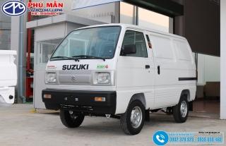Xe Bán tải Suzuki 2 Chỗ 495kG - Chạy Được Giờ Cấm