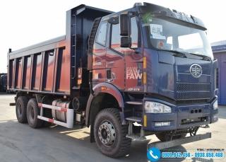 Xe Ben 3 Chân FAW J6