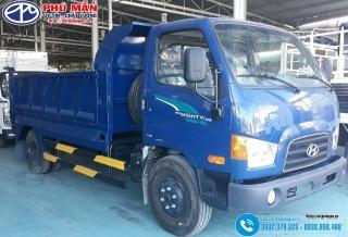 Xe Ben Hyundai Mighty 110S - 6.2 tấn - Thùng 5 Khối