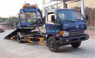 Xe Cứu Hộ Hyundai | Xe Kéo Chở Xe Hyundai 5 Tấn HD120SL