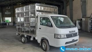 Xe Chở Gia Cầm Suzuki