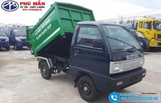 Xe Chở Rác Suzuki 2 Khối 2020