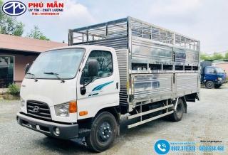 Xe Chở Gia Súc 7 tấn Hyundai 110Sp - Model 2020