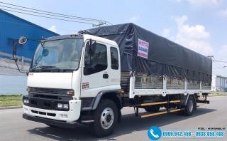Xe Isuzu 6.5 tấn thùng 9M3 | Giá Xe Isuzu 6T5 – FT160L4