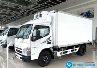 Xe tải Mitsubishi 3T5 - Thùng Đông Lạnh