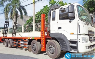 Xe Nâng Đầu Hyundai HD320 16 Tấn