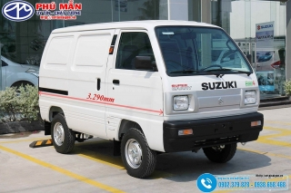 Xe Suzuki Blind Van 2 Chỗ 495 kG - Không Bị Cấm Giờ