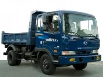 Xe Tải Ben Hyundai HD120 5 Tấn