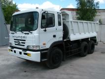 Xe Tải Ben Hyundai HD270 15 Tấn