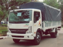 Xe Tải VEAM 5 Tấn - VT498 Thùng Bạt