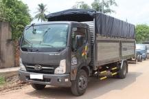 Xe Tải VEAM 6.5 Tấn - VT651 Thùng Bạt