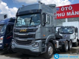 Xe Đầu Kéo Jac A5 - Máy 380hp - Máy 420Hp - 2 Cầu (6x4)