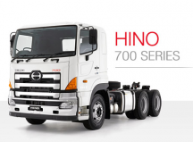 Xe đầu kéo Hino 700 19.5 tấn