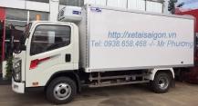 Xe Đông Lạnh Teraco 1T9 | Xe tải Teraco 1.9 Tấn Thùng Đông Lạnh