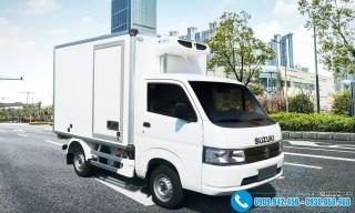 Xe Đông Lạnh Suzuki Pro 500kg