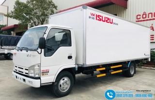 Xe tải 1.9 tấn Isuzu Vĩnh Phát - Thùng 6M2